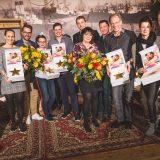 """Beim AIDA Smiling Star"""" Reisebüro-Award auf der Reeperbahn wurde EURESAreisen aus Saarburg Sieger der Kategorie """"Bestes AIDA Team"""" ausgezeichnet"""