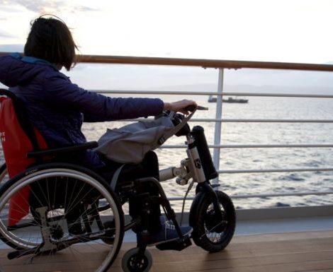 Die Reederei Silversea bietet durch die Zusammenarbeit mit Accessible Travel Solutions jetzt auch sogenannte barrierefreie Ausflüge