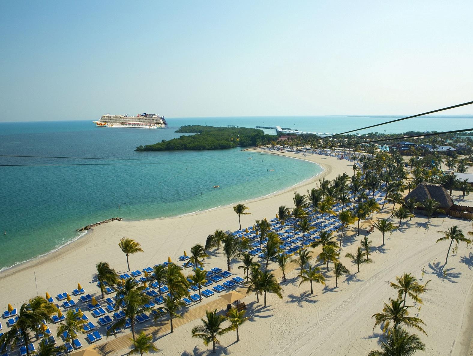 Norwegian Cruise Line hat den Buchungsstart für die Winterrouten 2020/2021 eingeläutet und bietet viele Abfahrten ab US-Häfen in die Karibik und Mexiko.