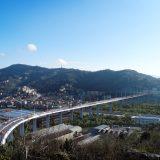 Fincantieri hat den Auftrag erhalten, die Unglücksbrücke von Genua über den Fluss Polcevera mit dem Architekten Renzo Piano wieder aufzubauen.