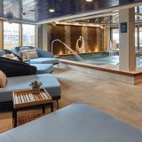 """Die britische Traditionsreederei Cunard hat ihr neues, ganzheitliches Spa-Konzept """"Mareel Wellness & Beauty"""" vorgestellt."""