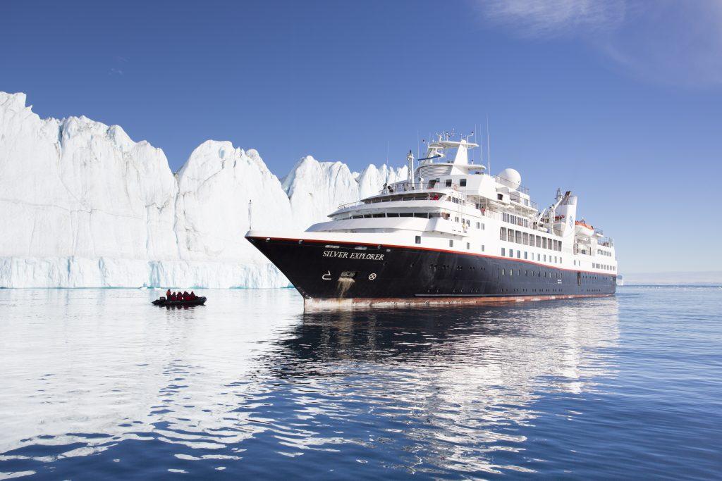 Polaris Tours, Veranstalter für Expeditionsreisen mit kleinen Schiffen, und die Luxusreederei Silversea Cruises legen einen gemeinsamen Katalog auf.