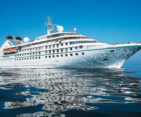 Windstar Cruises wird in einem spektakulären Modernisierungsprojekt für 250 Millionen US-Dollar drei Schiffe auseinander schneiden und verlängern lassen.