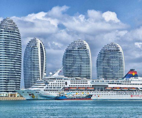 China ist der Markt der Zukunft bei Kreuzfahrten: 2017 unternahmen insgesamt 3,1 Millionen Asiaten eine Kreuzfahrt, über zwei Drittel davon Chinesen.