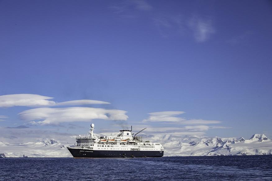 Intrepid Travel bietet für die nächste Saison neue nachhaltige Polartouren an, mit der neu renovierten Ocean Endeavour ab Oktober 2020.