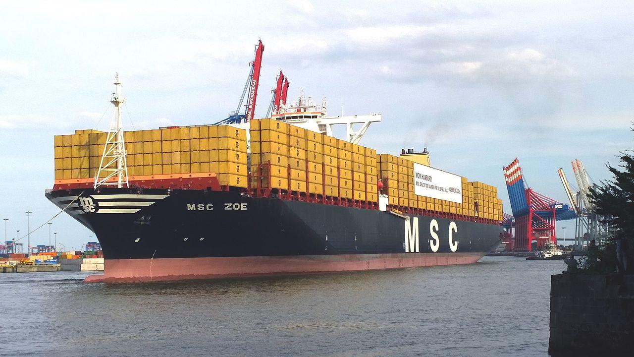 Die systematische Bergung von 270 Containern nach der Havarie des Frachters MSC Zoe in der Nordsee wird mehrere Monate dauern.