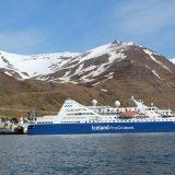 Der Island- und GrönlandspezialistIceland Pro Cruises hat den Chartervertrag für die OCEAN DIAMOND vorzeitig um zwei Jahre bis zum Jahr 2024 verlängert.