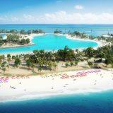 Ocean Kay, die neue Privatinsel von MSC in der Karibik, wird am 9. November eröffnet.Die Insel ist umgeben von 64 Quadratkilometern Meeresreservat
