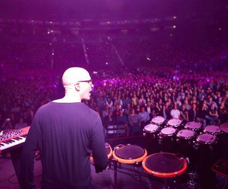 Der Elektronik-Pop-Papst SCHILLER feiert sein 20jähriges Bühnenjubiläum mit exklusiven Konzerten auf See mit der EUROPA 2 im Juli 2019