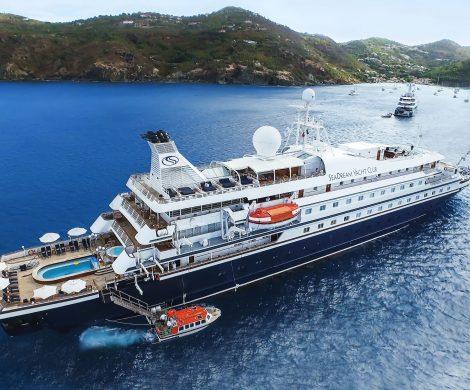 Die Luxusreederei Sea Dream bietet in der dieser und der nächsten Saison neue Grand Voyages an. Die neuen Reisen dauern zwischen 15 und 38 Tagen