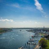 In Lübeck werden im Jahr 2019 so wenig Kreuzfahrtschiffe erwartet wie seit dem Jahr 2000 nicht mehr: Nur neun Kreuzfahrtschiffe haben ihren Anlauf angemeldet.