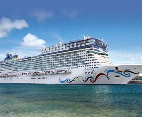 Die Norwegian Epic hat beim Anlegen den Pier in Puerto Rico gerammt und wurde dabei beschädigt. Zuvor hatte das Kreuzfahrtschiff massive Maschinenprobleme