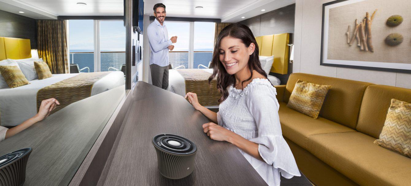 ZOE, der erste persönliche, virtuelle Kreuzfahrtassistent der Welt, wird die Gästeservices von MSC Cruises auf ein neues Niveau bringen und ihren Kreuzfahrturlaub noch bereichern.
