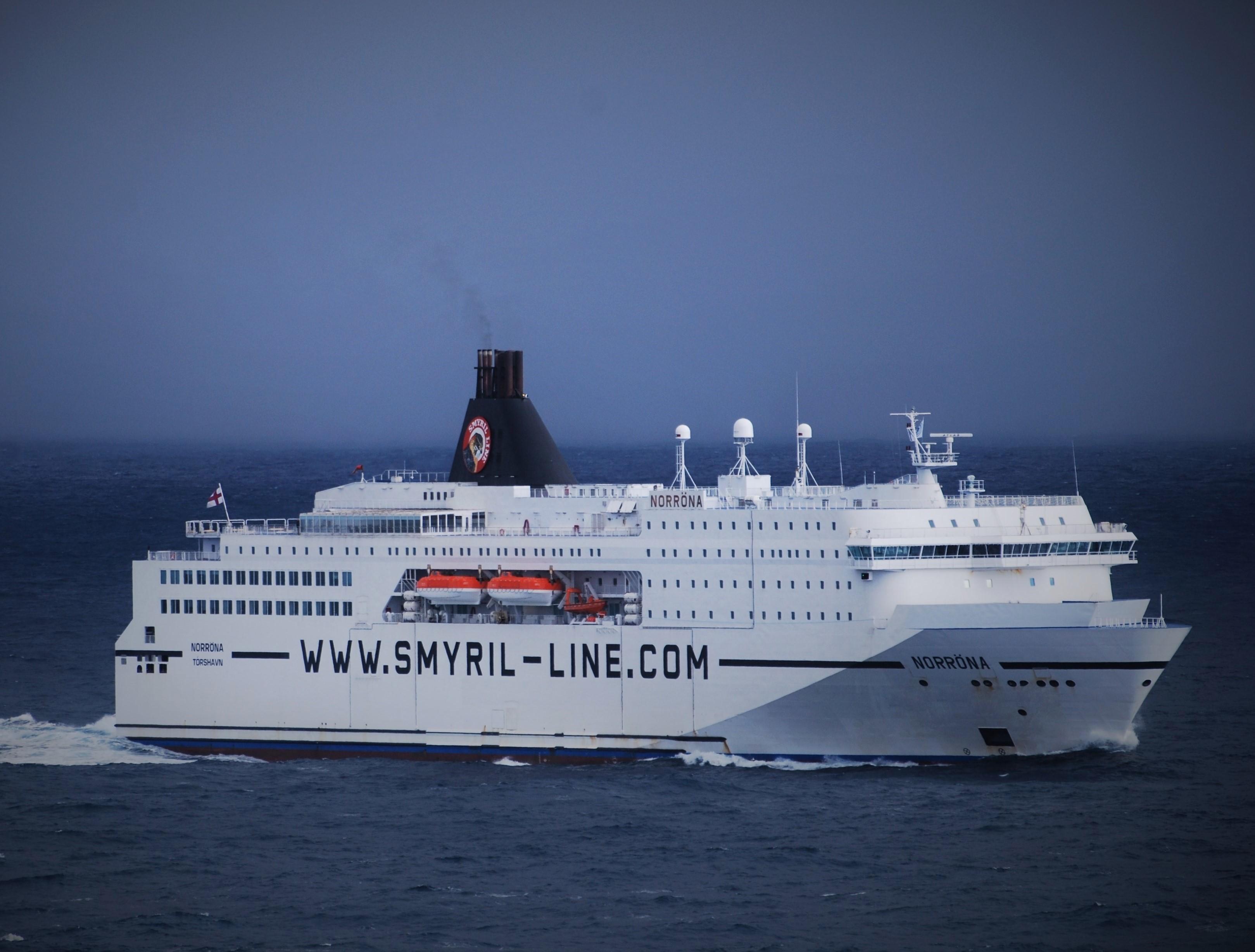 Mit der Crime Cruise geht es für krimi-begeisterte Kreuzfahrtfans mit der MS Norröna der dänischen Smyril Line vom 2. bis zum 9. November auf See