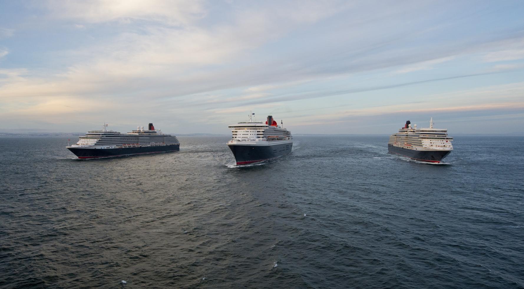 Im frisch erschienenen Cunard-Katalog 2020/2021 finden sich neue, spannende Häfen: Hualien auf Taiwan, das zu Okinawa gehörende Miyako-jima und das neuseeländische New Plymouth
