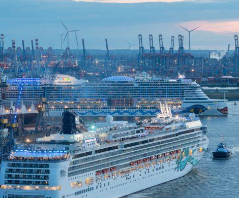 Vom 13. bis 15. September 2019 verwandeln die Hamburg Cruise Days den Hamburger Hafen zum siebten Mal in eine Bühne für die Kreuzfahrtbranche und Kreuzfahrtfans. Für die Hamburg Cruise Days gibt es dabei einen Rekord: Auf dem größten Kreuzfahrtfestival der Welt kommt es 2019 zu einer Rekordbeteiligung von 12 Kreuzfahrtschiffen.