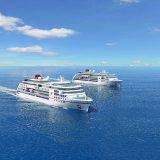 Das Jahr 2019 steht bei Hapag-Lloyd Cruises im Zeichen der Erneuerung mit zwei neuen Expeditionsschiffen,der renovierten MS Europa und vielen Eventreisen