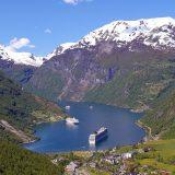 In Norwegen gelten ab sofort neue Umweltregeln für Kreuzfahrtschiffe: Danach dürfen in UNESCO-geschützte Fjorde künftig keine Abwässer mehr geleitet werden.