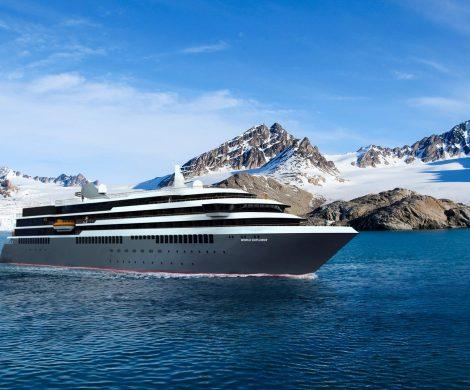 Expeditionsschiffs World Explorer legt nicko cruises aufgrund der großen Nachfrage noch für die Saison 2019 eine neue Südamerika-Rundreise auf: Im Herbst 2019