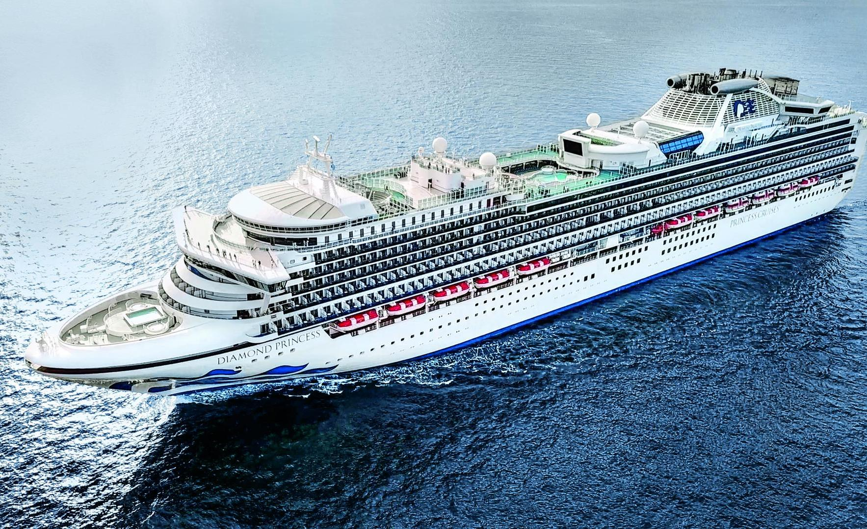 Princess Cruises hat zwei weitere Kreuzfahrtschiffe mit Auslieferung 2023 und 2025 bei Fincantieri in feste Bestellungen umgewandelt.