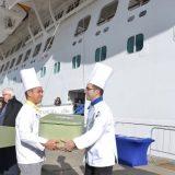 Costa Kreuzfahrten hat sein Programm mit Lebensmittelspenden an Menschen in Not erweitert, auch in Genua werden überschüssige Mahlzeiten von Bord gespendet