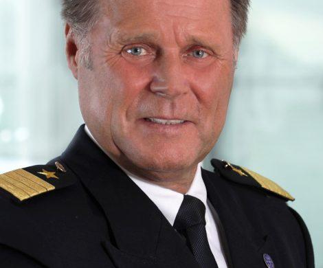 Der Kreuzfahrtveranstalter Hapag-Lloyd Cruises hat Dag Dvergastein zum neuen Kapitän des Fünf-Sterne-Plus Kreuzfahrtschiffes EUROPA ernannt.
