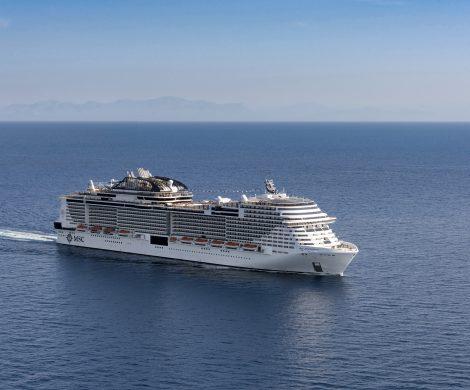 MSC Cruises hat die Neueröffnung des co-gebrandeten Terminals mit einem neuen Liegeplatz im Kieler Hafen gefeiert.