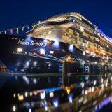 TUI Cruises hat laut seinem Umweltbericht 2019 dieEmissionen von Schwefeloxiden um 36,7 Prozent pro Person und Übernachtung gesenkt.