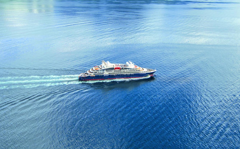Das französische Kreuzfahrtunternehmen PONANT verzichtet ab sofort auf Schweröl als Brennstoff und geht damit mit gutem Beispiel voran