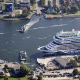 Die ROSTOCK PORT GmbH veranstaltet einen Rostocker Hafenabend in Malmö. Zusammen mit 16 Reedereien, Schiffsmaklern, Bahn- und Umschlagunternehmen