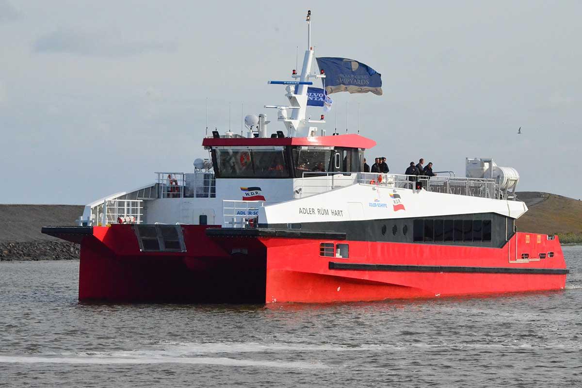 wyker dampfschiff reederei fahrplan 2020