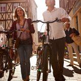 Neue Fahrrad-Kreuzfahrten bei A-ROSA: Die Reederei vertieft die Kooperation mit dem Radreisen-Anbieter Terranova, der seit einigen Jahren die Städtereisen per Schiff durch attraktive Fahrradausflüge an Land ergänzt. Auf bislang vier Fahrtgebieten – Donau, Rhein/Main/Mosel, Rhône/Saone und Seine