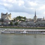 Ab Mai 2019 bietet die Reederei CroisiEurope Reisen auf ihrem Schaufelrad-Schiff, der Loire Princesse, von Nantes bis nach Saint-Nazaire an