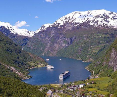 """Norwegen hat eine Strafe von 80.000 US-Dollar für ein Kreuzfahrtschiff verhängt. Die """"Magellan"""" von Global Cruise Lines hatte gegen Umweltauflagen verstoßen"""