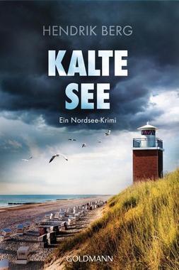 """Buchrezension """"Kalte See"""" von Hendrik Berg - der fünfte Fall des Nordsee-Krimi mit Kommissar Theo Krumme und seiner nordfriesischen Kollegin Pat."""