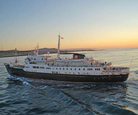 Biogas wird zukünftig die Schiffe von Hurtigruten antreiben: Die Reederei unterzeichnet einen mehrjährigen Vertrag mit dem norwegischen Unternehmen Biokraft