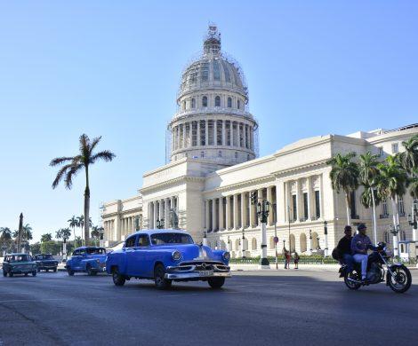 Das Kuba-Verbot von US-Präsident Trump betrifft mehr als 800.000 Kreuzfahrtpassagiere. Das geht aus Zahlen des Kreuzfahrtverbandes CLIA hervor.