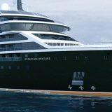 Für das neue Expeditionsschiff Seabourn Venture fand der erste Stahlschnitt statt. Die Seabourn Venture soll im Juni 2021 ausgeliefert werden.