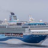 "Erstanlauf von Marella Cruises in Kiel.Die ""Marella Explorer"" mit knapp 2.000 meist englischsprachigen Passagieren hat erstmals im Kieler Hafen angelegt."