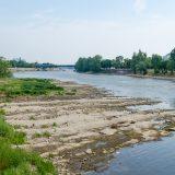 Extremes Niedrigwasser war im vergangenen Jahr so oft wie nie zuvor seit Beginn der Messungen in deutschen Flüssen: In Elbe und Oder hat im Jahr 2018 rund die Hälfte der Zeit Wassermangel geherrscht