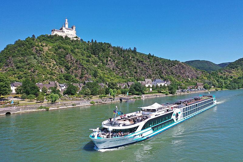 Mit dem neuen Schiff Anna Katharina wächst die Flotte von Phoenix Reisen weiter, auf Rhein, Mosel sowie in Belgien und den Niederlanden