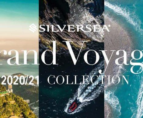 Silversea hat für Ende 2020 und 2021 neue so genannte Grand Voyages aufgelegt. Die Kreuzfahrten mit bis zu 70 Reisetagen führen zum Beispiel nach Australien oder Südamerika