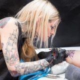 TUI Cruises eröffnet mit dem Tattoo- und Piercing Unternehmen Wildcat aus Gronau das erste permanente Tattoo-Studio auf der Mein Schiff 4.