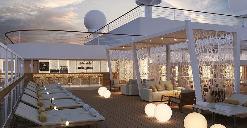 Wenn die MSC Seashore im Juni 2021 in Dienst gestellt wird, ist sie mit 339 Metern das längste Schiff von MSC Cruises, mit modernsten Umwelttechnologien.