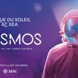 MSC Cruises hat zwei brandneue Cirque du Soleil at Sea Shows, die ausschließlich für die MSC Grandiosa konzipiert wurden.