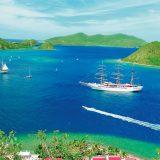 """""""Berlitz Cruising & Cruise Ships"""" hat die Windjammer-Legende SEA CLOUD erneut mit fünf Sternen für höchste Qualität ausgezeichnet. Auch ihr Schwesterschiff SEA CLOUD II erhielt die begehrte Anerkennung"""