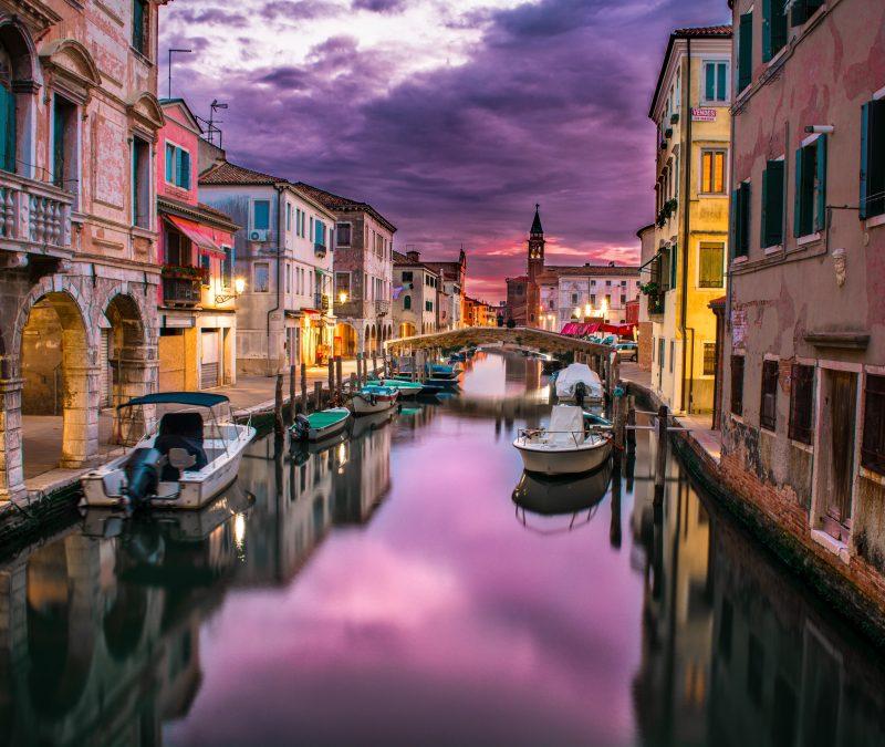 Die Eintrittsgebühr für Tagestouristen in Venedig soll zum 1. Juli 2020 kommen und flexibel gestaltet werden: von mindestens drei Euro bis zu zehn Euro.