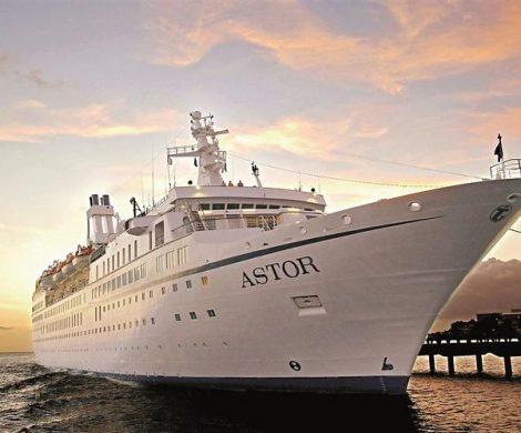 TransOcean Kreuzfahrten verabschiedet sich von der ASTOR, die ab dem 1. Mai 2021 unter dem Namen Jules Verne für CMV France fahren wird