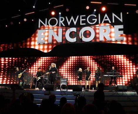 NCL hat die Taufe der Norwegian Encore gefeiert, mit mehr als 3.500 Gästen in einer feierlichen Zeremonie in Miami, dem neuen Heimathafen des Schiffes