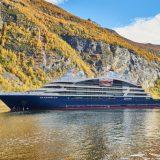 Die Le Champlain von Ponant wird 2021 nach Hamburg kommen, auf einer achttägigen Kreuzfahrt ab London zu den schönsten Städten der Küste Nordeuropas.